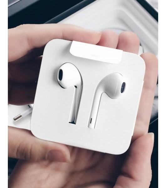 Наушники для iPhone 7 с регулировкой громкости, Оригинал