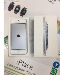 БУ Apple iPhone 5 Белый 16Гб