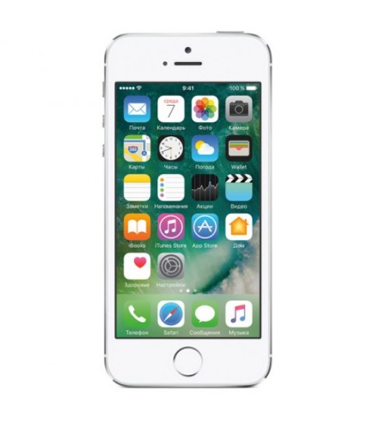 Apple iPhone 5S 16 GB Серебристый