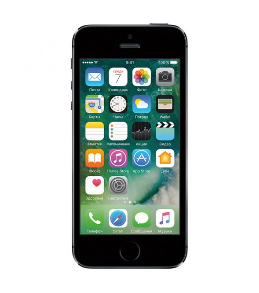 Apple iPhone 5S 32 GB Серый Космос
