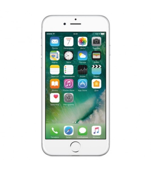 Apple iPhone 6 16 GB Серебристый без Touch ID