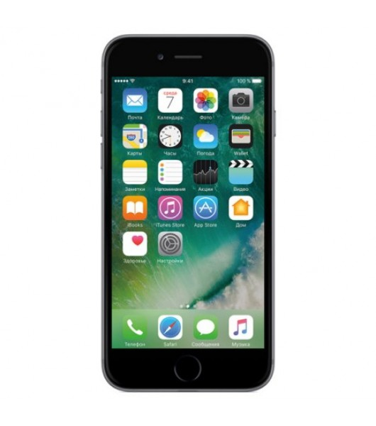 Apple iPhone 6 64 GB Серый Космос без Touch ID