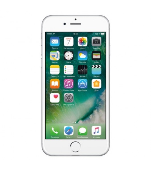 Apple iPhone 6S 64GB Серебристый без Touch ID