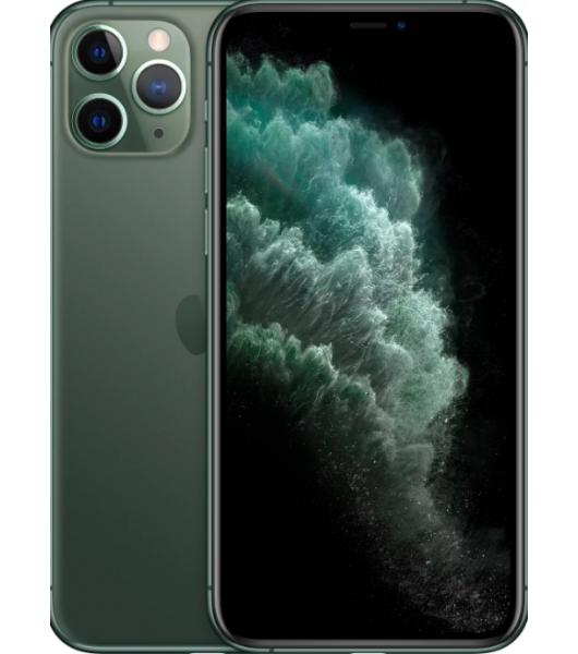Apple iPhone 11 Pro Max 256 ГБ Темно-зеленый