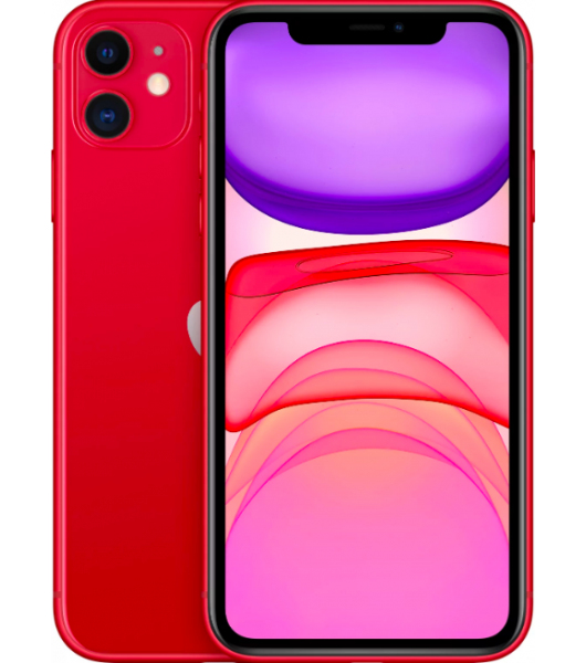 Apple iPhone 11 128 ГБ Красный