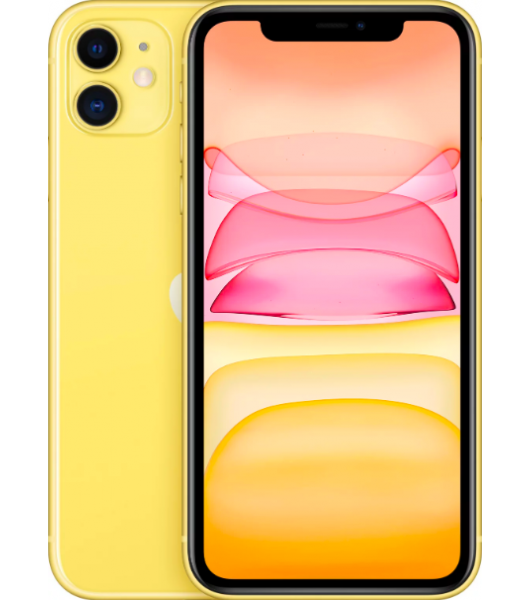 Apple iPhone 11 128 ГБ Желтый