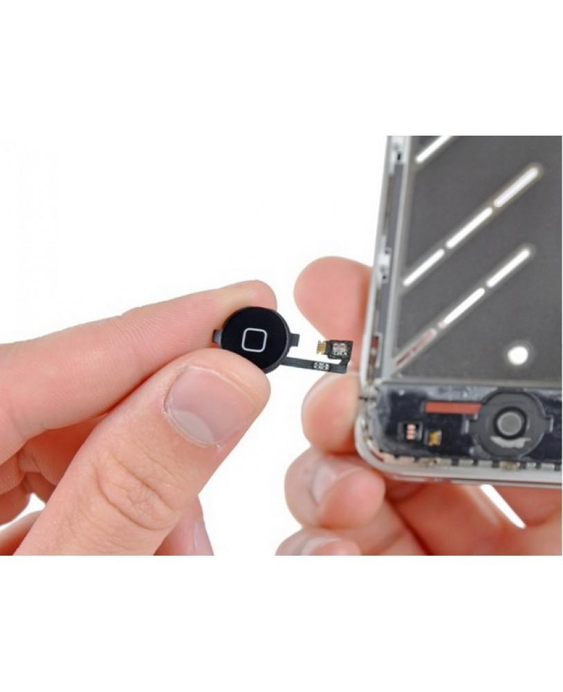 Замена кнопки home на iphone 5 на кнопку от 5s своими руками 39