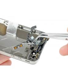 Замена шлейфа разъема наушников iPhone 4