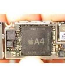 Замена процессора iPhone 4