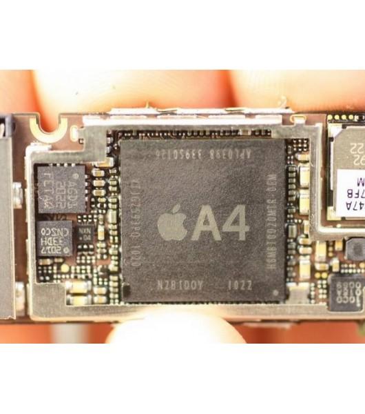 Замена процессора iPhone 8