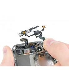 Замена шлейфа кнопки включения iPhone X