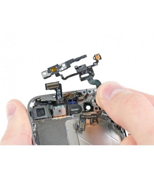 Замена шлейфа кнопки включения iPhone SE