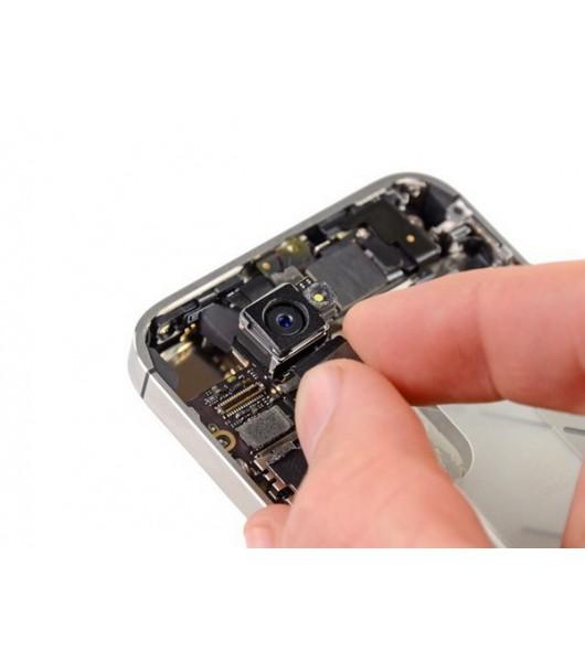 Замена задней камеры iPhone 4S