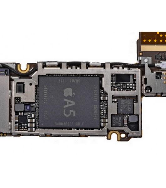 Замена процессора iPhone 8 Plus
