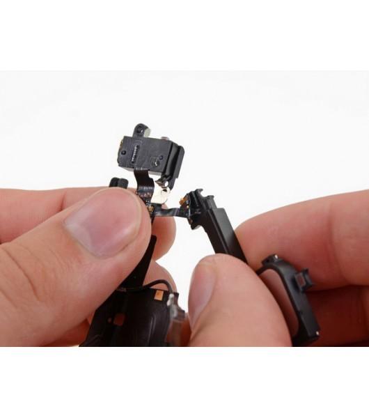 Замена шлейфа разъема наушников iPhone 5C
