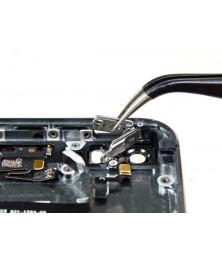 Замена шлейфа кнопки включения iPhone 5S
