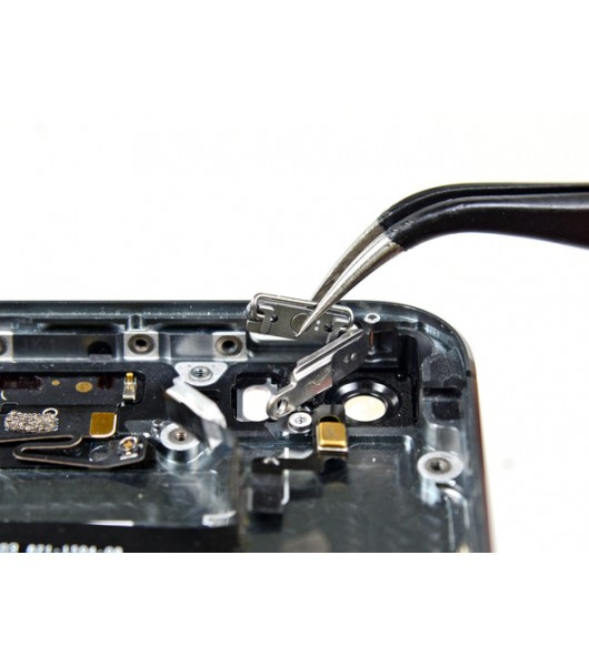 Замена шлейфа кнопки включения iPhone XS Max