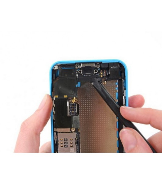 Замена микрофона iPhone 5C