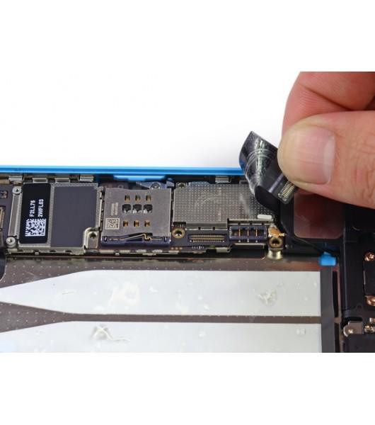 Замена модема iPhone 8