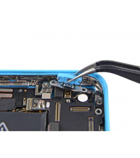 Замена шлейфа кнопки включения iPhone 5C