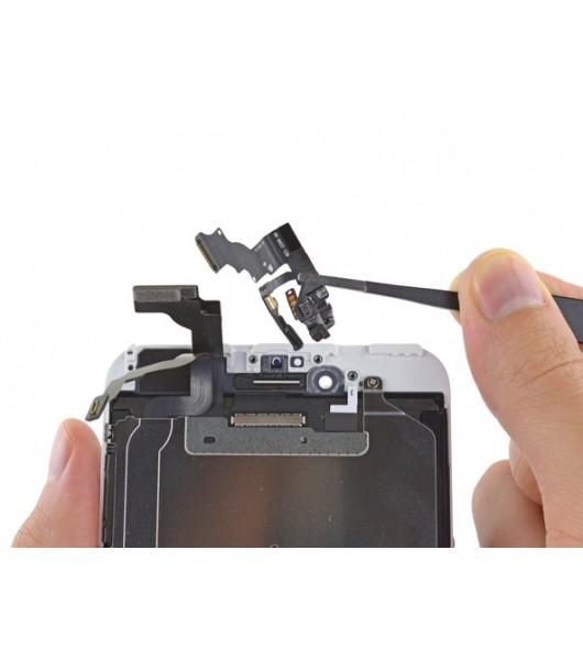 Замена шлейфа кнопки включения iPhone 4