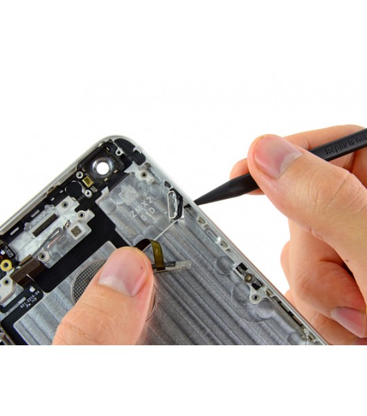Замена шлейфа кнопок громкости iPhone 4S