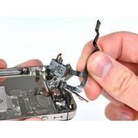Замена шлейфа разъема наушников iPhone 5