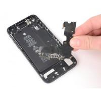 Замена шлейфа разъема наушников iPhone SE