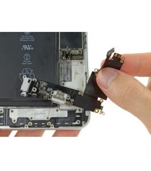 Замена шлейфа разъема зарядки iPhone 12 Pro